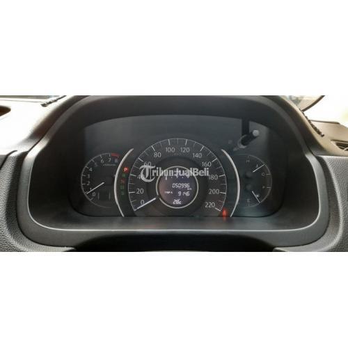 Mobil Honda CR-V Bekas Harga Rp 315 Juta Nego Tahun 2017 Orisinil Murah - Makassar