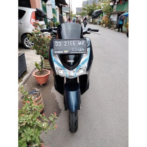Motor Yamaha Lexi S Smart Key Bekas Harga Rp 17,7 Juta Nego 2019 Matic Murah - Makassar