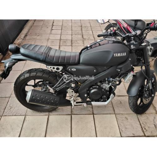 Motor Yamaha XSR 155 Bekas Harga Rp 32 Juta Tahun 2020 Lengkap Murah - Tangerang