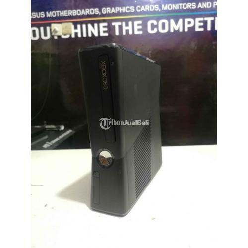 Konsol Game BOX 360 GO 250Gb Second Mulus Normal Harga Murah - Semarang