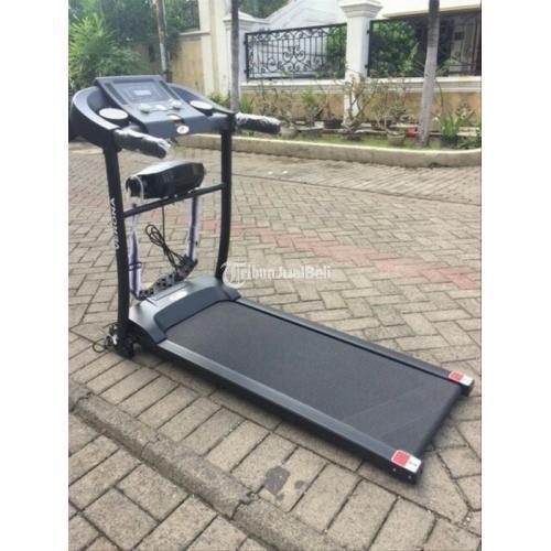 Treadmill Elektrik Verona DC 1.5HP Speed 0.8 – 14km/h - Klaten