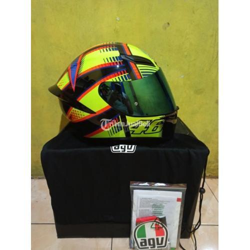 Helm Agv K1 Soleluna Size Xl Asian Fit Mulus Bagus Harga Murah Di Semarang Tribunjualbeli Com