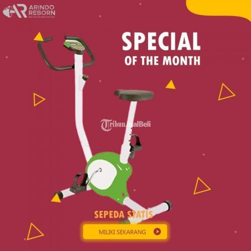 Mini Bike TL 8215 Alat Fitness di Rumah Harga Murah - Sleman