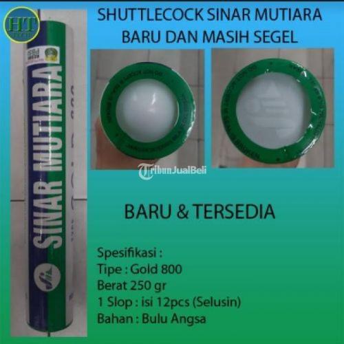 SHUTTLECOCK Sinar Mutiara Gold 800 Baru dan Murah - Jakarta Selatan