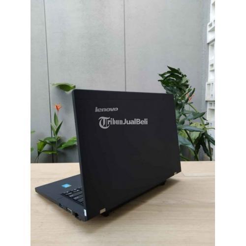 Laptop Bekas Lenovo K20 Broadwell SSD Slim Normal Mulus Terawat - Semarang