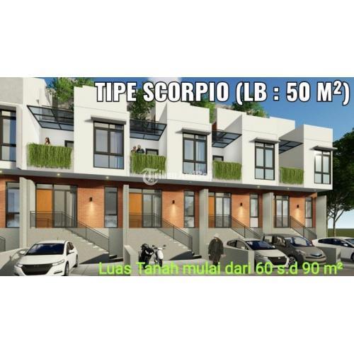 Jual Rumah Villa Ubud Sky Garden Resort Sariwangi Lengkap Murah - Bandung Barat