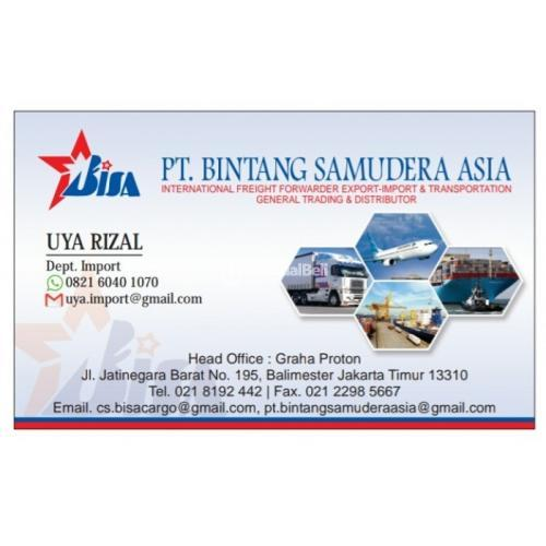 Jasa Import Mesin Bekas - Jakarta