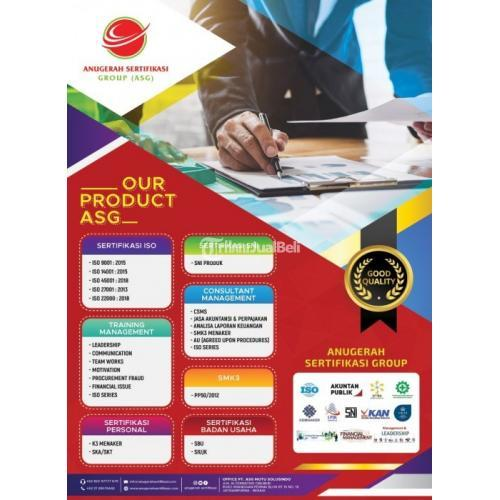 Anugrah Sertifikat Group (ASG) - Bekasi