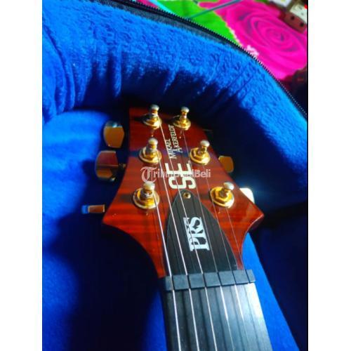 Gitar Listrik Prs SE Signature mikael akerfeldt ORI KOREA Mulus Bagus Semua Original - Pasuruan Jatim