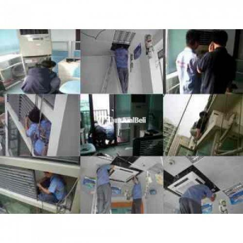 Bintang Perkasa AC Service AC & Repair di Pondok Pinang Jakarta Selatan
