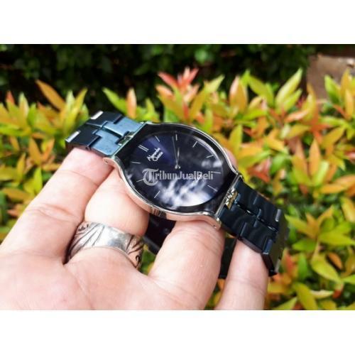 Jam Tangan Pria Alexandre Christie AC 8410 Silver Blue Original 100% ALC003 - Jakarta Pusat