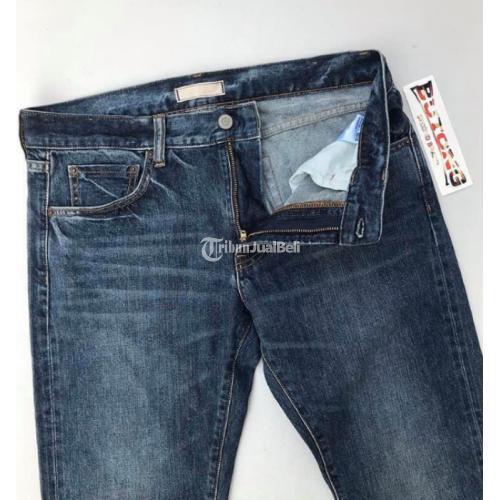 Celana Jeans Uniqlo Selvedge Like New Size 32 Warna Masih Bagus Harga Nego - Malang