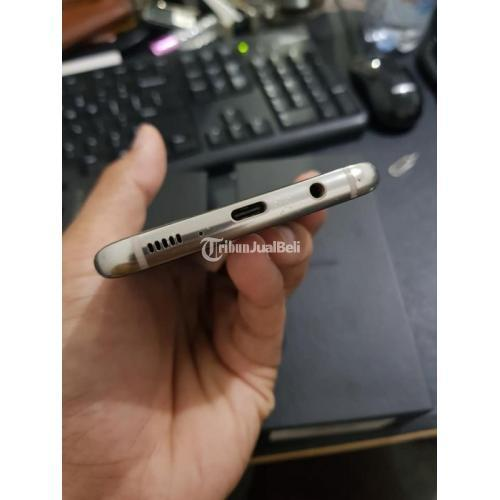 HP Samsung S8+ 64Gb Bekas Warna Gold Mulus Lengkap Harga Nego Murah - Bantul