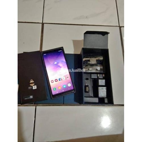 HP Bekas Samsung Note 8 Ram 6/64HN Fullset Mulus No Minus - Tangerang