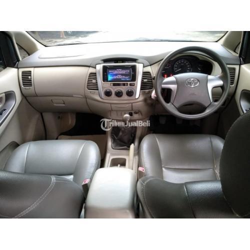 Mobil Bekas Toyota Innova G 2015 Manual Diesel Siap Pakai Harga Nego - Medan