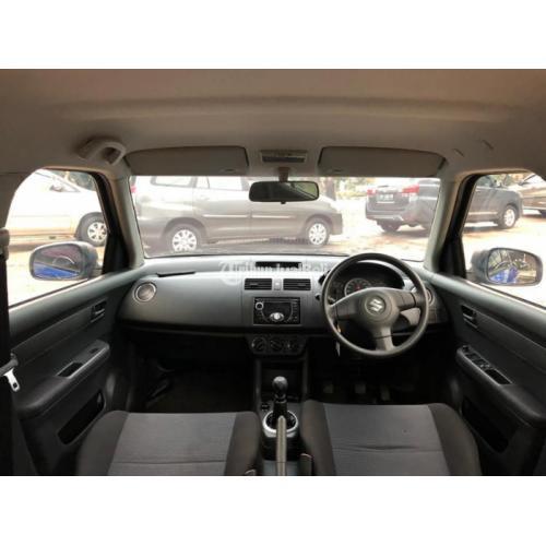 Suzuki Swift ST 2011 Manual Biru bagus Mobil Terawat Mobil Pribadi Harga Nego - Palembang