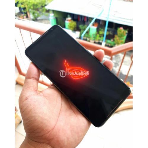 Asus ROG Phone 2 Normal Segel Mulus Lengkap Baru 2 Bulan Pakai - Semarang