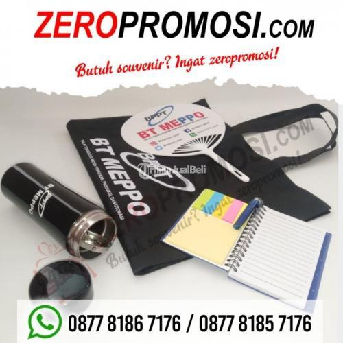 Souvenir Paket Seminar Kit Eksklusif 4in1 - Tangerang