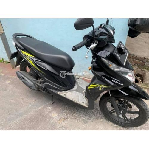 Motor Matic Murah Honda Beat Fi Bekas Tahun 2019 Mulus Lengkap Normal Di Bandung Tribunjualbeli Com