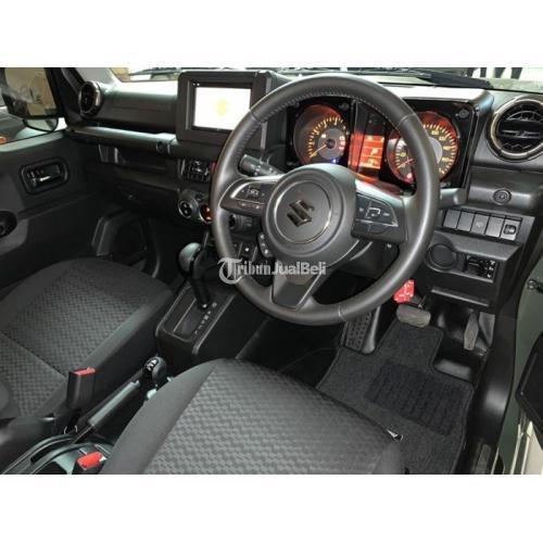 Mobil 4WD New Suzuki Jimny Bekas Tahun 2019 Gen 4 Matic Murah Like New Normal - Makassar