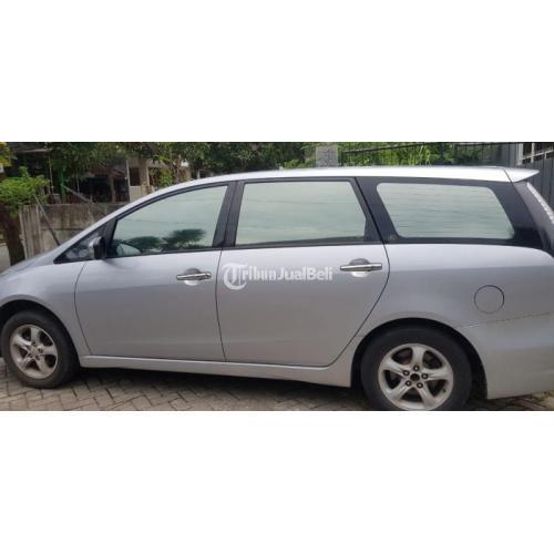 Mitsubishi Grandis 2008 AT Built Up Nopol Mobil Pribadi Tangan Pertama - Surabaya