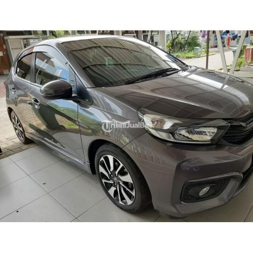 Honda Brio New Model RS Matik 2018 Mobil Bekas Terawat Mulus Original - Makassar