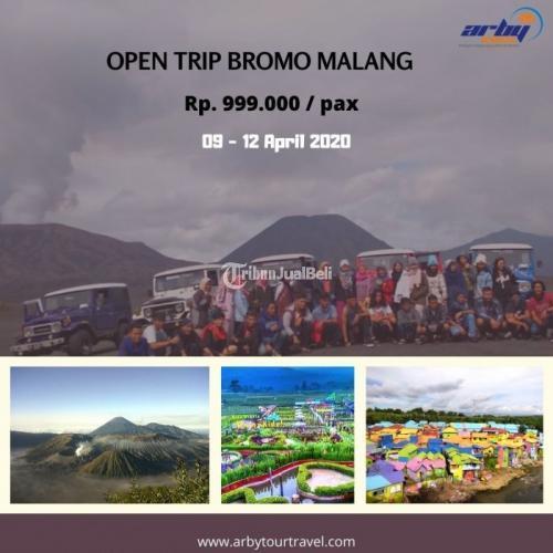 Open Trip Bromo Batu Malang dari Jakarta (9-12 April 2020) - Jakarta Pusat