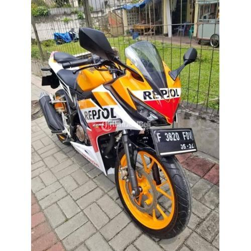 Motor Sport Murah Honda New CBR 150 R Repsol Bekas 2018 ...