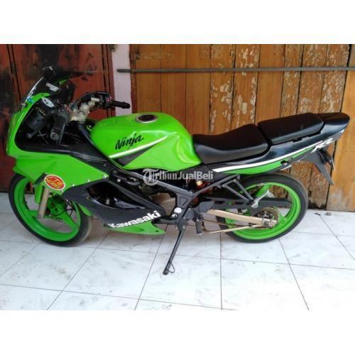 Motor Sport Murah Kawasaki Ninja RR Bekas Tahun 2008 Mulus ...