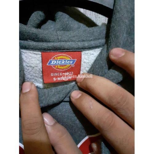 Jaket Jumper Hoodie Dickies Original No Minus Siap Pakai - Surabaya
