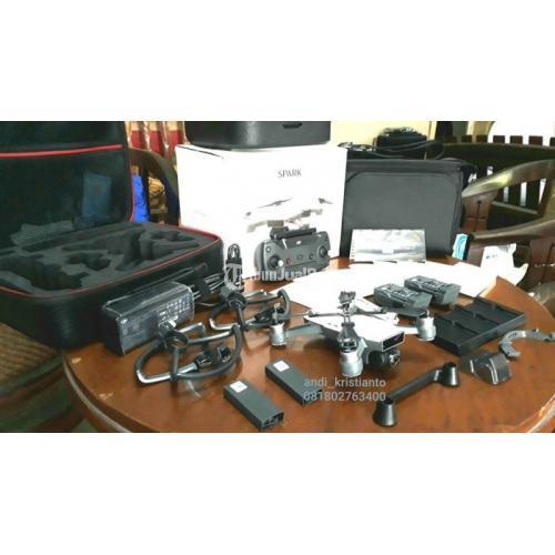 Drone DJI Spark Fly More Combo Bekas Mulus Like New ...