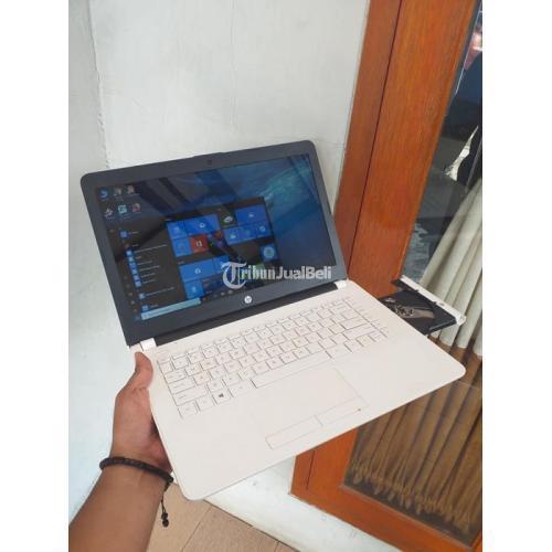 Laptop Hp 14dibw514au Bekas Amd A9 Gaming Murah Ram 4gb Normal Ada Bonus Di Bekasi Tribunjualbeli Com