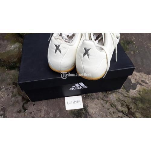 Sepatu Futsal Adidas Tango X 18.4 in size 6,5/39 Bekas Bagus No Minus - Surabaya