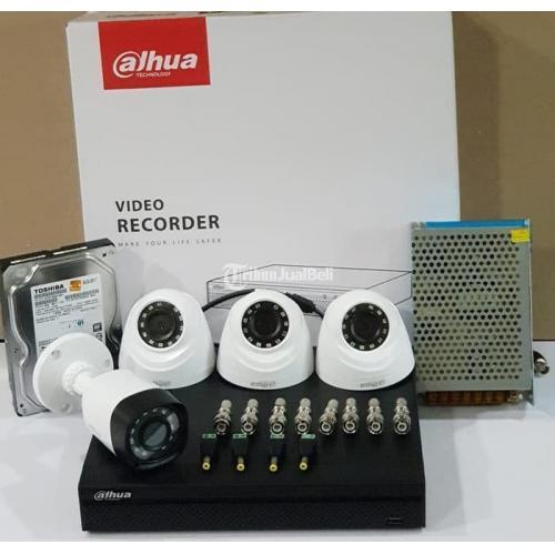 Paket CCTV Kamera di Taman Tekno Serpong BSD Alam Sutera