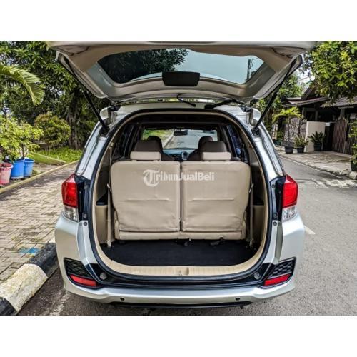 Honda Mobilio E CVT 2014 Mobil Bekas Terawat Full Ori Pajak Hidup - Bekasi