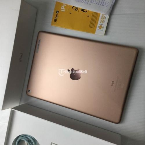 Tablet Apple Murah Ipad 6 32GB Bekas Rose Gold Lengkap ...