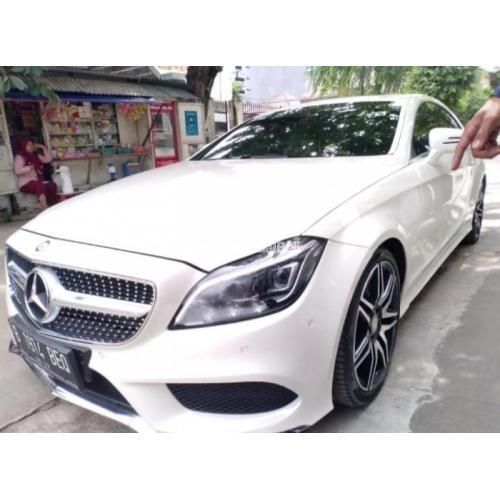 Mobil Mercedes Benz Cls 400 C218 Cbu Bekas Tahun 2014 Sedan Murah Normal Lengkap Di Jakarta Pusat Tribunjualbeli Com