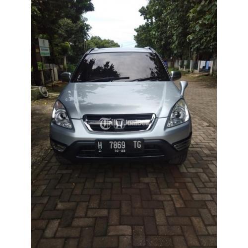 Honda CRV 2.0 2003 M/T Mobil Bekas Tangan1 Asli H Harga Nego Bisa Kredit - Semarang