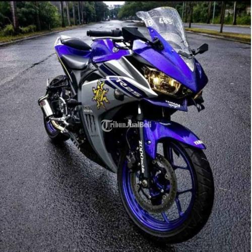 Motor Sport Murah Yamaha R25 Bekas Tahun 2016 Normal ...