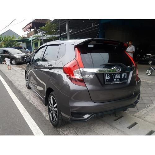 Mobil Honda Jazz Rs Bekas 2017 Matic Murah Normal Pajak Hidup Di Jogja Tribunjualbeli Com