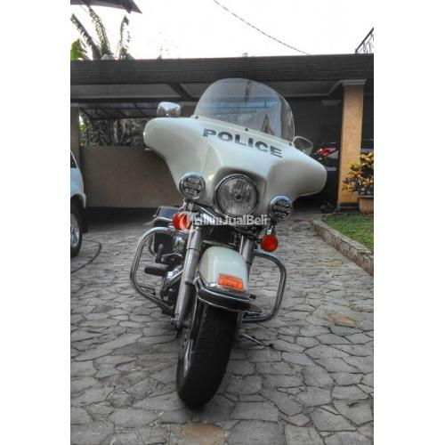 Motor Harley Davidson Electra Police 2007