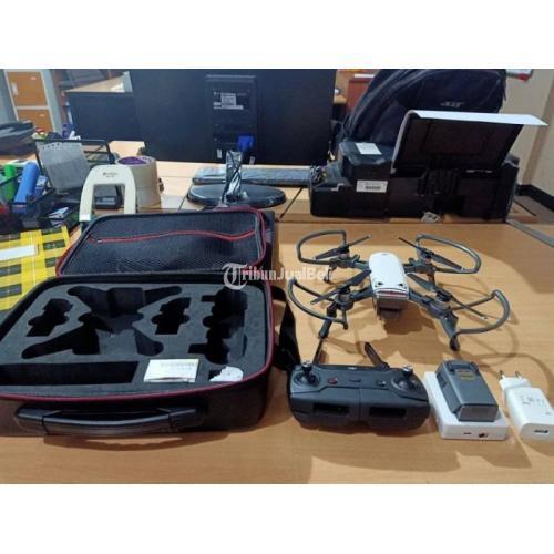 Drone Murah Dji Spark Combo Bekas Lengkap Normal Siap ...