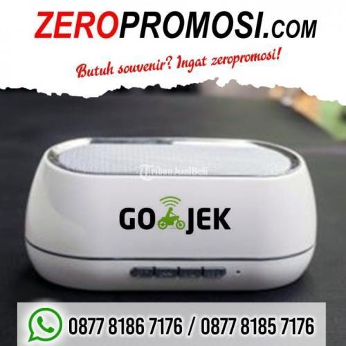 Souvenir premium Speaker Bluetooth Lonjong Oval BTSPK02 - Tangerang