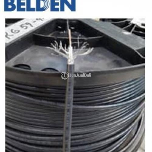 Kabel Coaxial Belden RG-59/U type 9259 (Serabut)Kabel Andrew Heliax FX - Jakarta Selatan