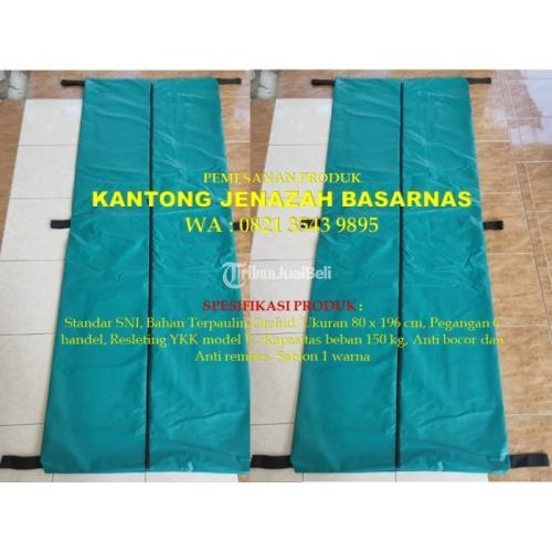 Kantong Mayat Berkualitas Standar SNI di Jakarta - Banyumas
