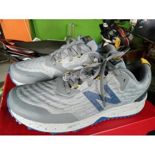 Sepatu Sneakers Murah New Balance Trail Run Nitrel V3 Bekas Original Lengkap - Makassar