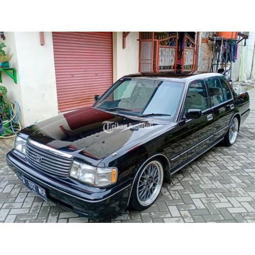 Toyota Crown Supersallon 1993 Manual Surat Lengkap Pajak Jalan Mesin Sehat AC Dingin - Tangerang