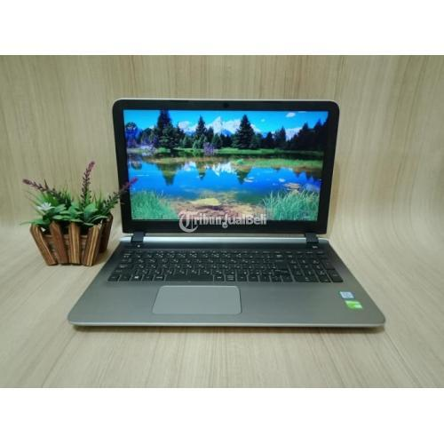 Laptop Gaming Hp Hp15diab586tx Grey Core I7 Layar 15 6inchi Barang Istimewa Di Solo Tribunjualbeli Com