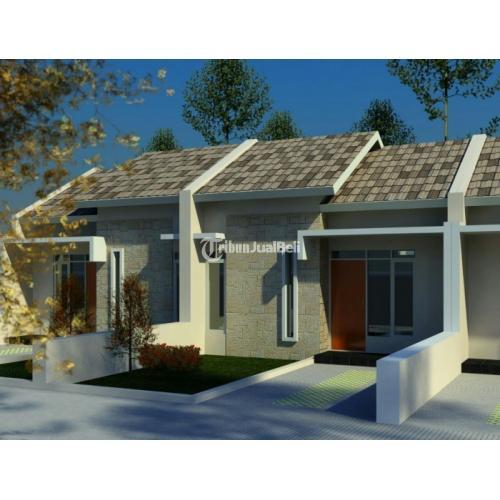 Dijual Rumah Mewah Harga Murah Lokasi Strategis Luas Bangunan 65 m2 - Ungaran
