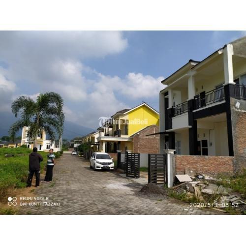 Jual Rumah Mewah Murah 4 Kamar Carport Sertifikat SHM di Perumahan Ungaran Village - Ungaran